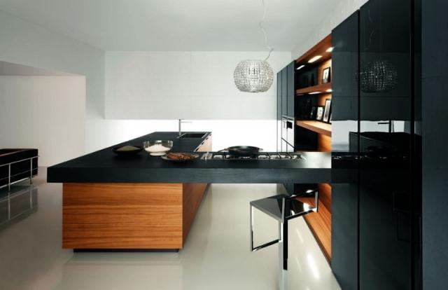 nowoczesna kuchnia. Black Bedroom Furniture Sets. Home Design Ideas