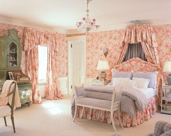 Sypialnia W Stylu Angielskim Batdompl