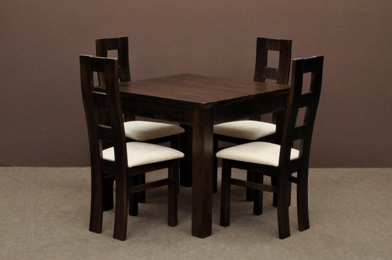 Zestaw Stół I Krzesła Zt61 Salon Meblowy Batdom